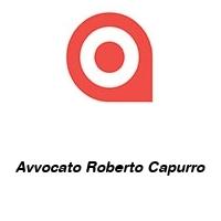 Avvocato Roberto Capurro