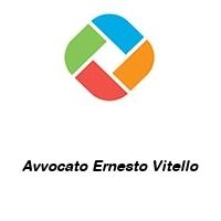 Avvocato Ernesto Vitello