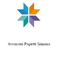 Avvocato Papetti Simona