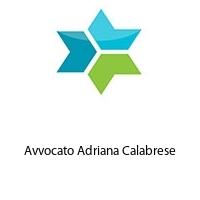 Avvocato Adriana Calabrese
