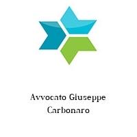 Avvocato Giuseppe Carbonaro