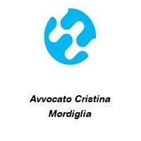Avvocato Cristina Mordiglia