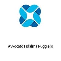 Avvocato Fidalma Ruggiero