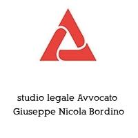 studio legale Avvocato  Giuseppe Nicola Bordino