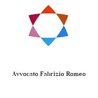 Avvocato Fabrizio Romeo