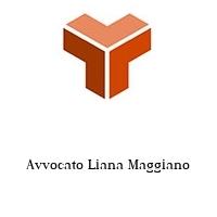 Avvocato Liana Maggiano