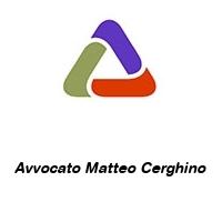 Avvocato Matteo Cerghino