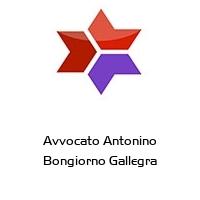 Avvocato Antonino Bongiorno Gallegra