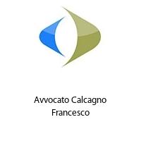 Avvocato Calcagno Francesco