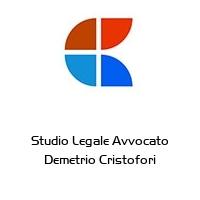 Studio Legale Avvocato Demetrio Cristofori