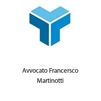 Avvocato Francersco Martinotti