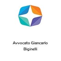 Avvocato Giancarlo Biginelli