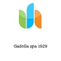 Gadolla spa 1929