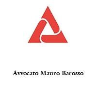 Avvocato Mauro Barosso