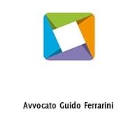 Avvocato Guido Ferrarini