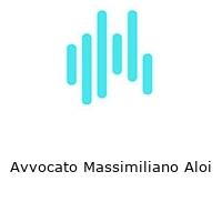 Avvocato Massimiliano Aloi