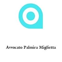 Avvocato Palmira Miglietta