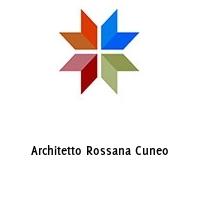 Architetto Rossana Cuneo
