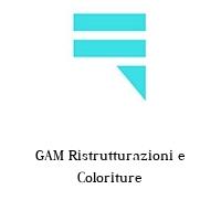 GAM Ristrutturazioni e Coloriture