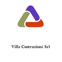 Villa Costruzioni Srl