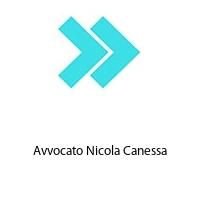 Avvocato Nicola Canessa