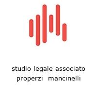 studio legale associato properzi  mancinelli