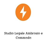 Studio Legale Ambrosio e Commodo