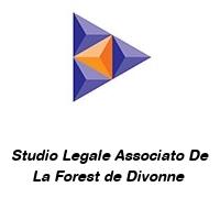 Studio Legale Associato De La Forest de Divonne