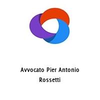 Avvocato Pier Antonio Rossetti