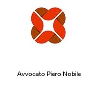 Avvocato Piero Nobile