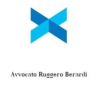 Avvocato Ruggero Berardi