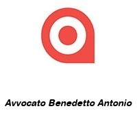 Avvocato Benedetto Antonio
