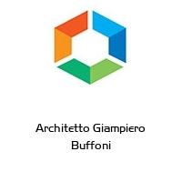 Architetto Giampiero Buffoni