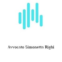 Avvocato Simonetta Righi