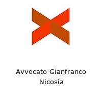 Avvocato Gianfranco Nicosia