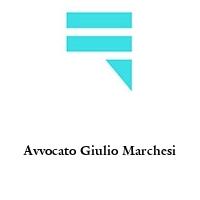 Avvocato Giulio Marchesi