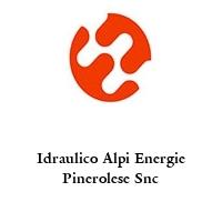 Idraulico Alpi Energie Pinerolese Snc
