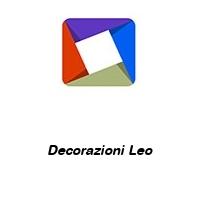 Decorazioni Leo