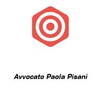 Avvocato Paola Pisani