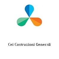 Cei Costruzioni Generali