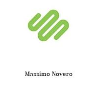 Massimo Novero