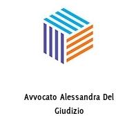 Avvocato Alessandra Del Giudizio