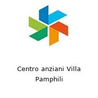 Centro anziani Villa Pamphili