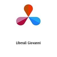 Liberali Giovanni