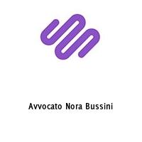 Avvocato Nora Bussini