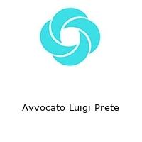 Avvocato Luigi Prete