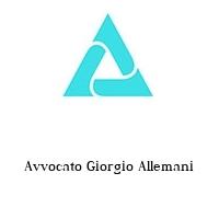 Avvocato Giorgio Allemani