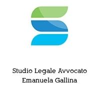 Studio Legale Avvocato Emanuela Gallina