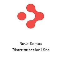Nova Domus Ristrutturazioni Snc