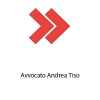 Avvocato Andrea Tiso